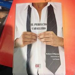 Photo taken at Librería Contrapunto by Matt E. on 6/4/2013