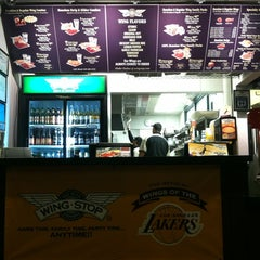 Photo taken at Wingstop by Chuck F. on 12/14/2012