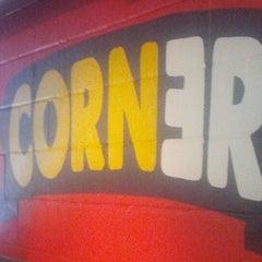 Photo taken at Corner by Joel R. on 10/5/2012