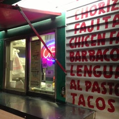Photo taken at Taqueria El Si Hay by Chris L. on 12/24/2012
