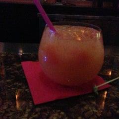 Photo taken at Bistango Martini Lounge by Odb on 8/10/2013