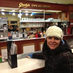 Photo taken at Goody's Soda Fountain & Candy by Marshall S. on 1/5/2013