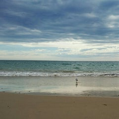 Photo taken at Port Noarlunga Beach by Frank C. on 12/25/2015