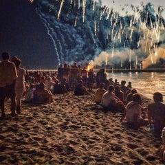 Photo taken at Forte Dei Marmi by tizzia t. on 7/26/2015