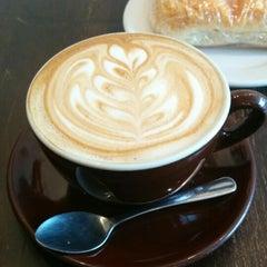 Photo taken at Red E Café by Ninon B. on 10/11/2014