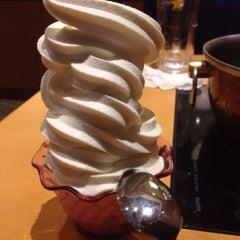 Photo taken at 旬菜しゃぶ重 新瑞橋 by パーマー on 10/30/2014