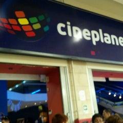 Photo taken at Cineplanet by Felipe J. on 10/15/2012