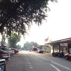 Photo taken at Pantai Dalam by Fynn S. on 7/16/2015
