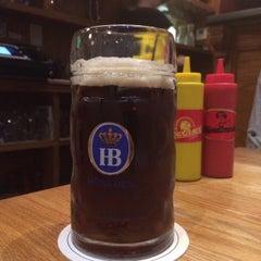 Photo taken at Max Bratwurst und Bier by The Brew Noob on 8/26/2015