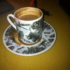 Photo taken at Cafe Izmir by Viri V. on 11/28/2012