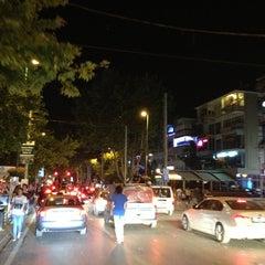 Photo taken at Bağdat Caddesi by Gizem R. on 6/1/2013