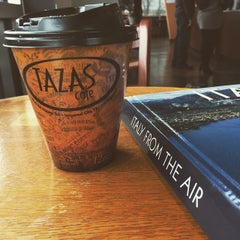 Photo taken at Tazas Coffee by Cristian S. on 2/4/2015