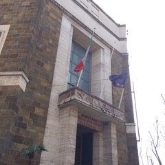 Photo taken at Ministero dello Sviluppo Economico by Antonio P. on 3/14/2014