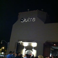Photo taken at Sutra by Andrew S. on 1/4/2013