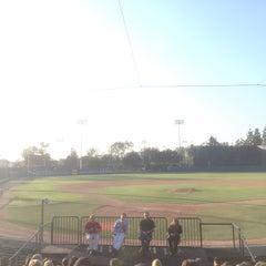 Photo taken at Dedeaux Field by Jesse T. on 4/1/2015