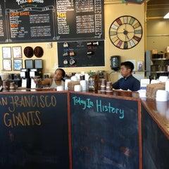 Photo taken at Philz Coffee by Sebastiaan H. on 4/2/2013