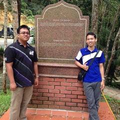 Photo taken at Gunung Jerai by Haziq H. on 11/9/2015