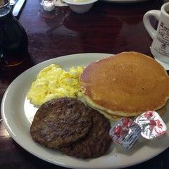 Photo taken at John's Cafe by CyberPunk on 3/7/2015