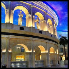 Photo taken at Caesars Atlantic City Hotel and Casino by Steven S. on 10/1/2012