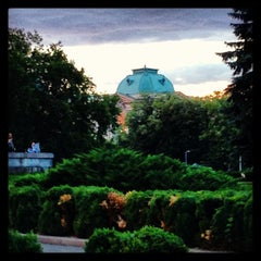 Photo taken at Княжеска градина by Valentin O. on 7/14/2013