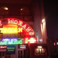 Photo taken at Tony Moran's Restaurant by TJ M. on 5/18/2014