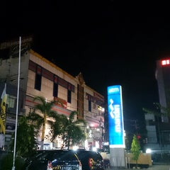 Photo taken at Samarinda Central Plaza (SCP) by Christian T. on 4/16/2013