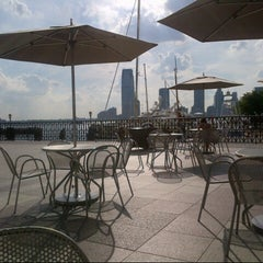 Photo taken at Brookfield Place by Alexandra R. on 7/20/2015