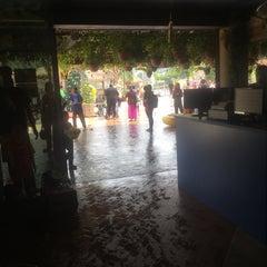 Photo taken at Wet World Shah Alam by Kerol E. on 12/24/2015
