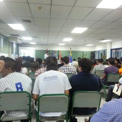 Photo taken at Universidad Bicentenaria de Aragua (UBA) by Yuyo A. on 11/1/2012
