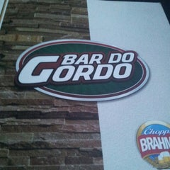Photo taken at Bar do Gordo by Daniel Da B. on 5/10/2013