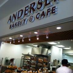 Photo taken at Andersen Bakery by Ritchel E. on 11/3/2012