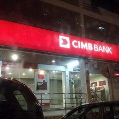 Photo taken at CIMB Bank by £@ z on 12/28/2012