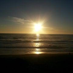 Photo taken at Ocean Beach by Jamie S. on 4/2/2013