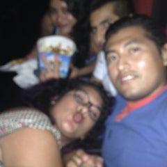 Photo taken at Cinemex by Geobrandy S. on 8/9/2015