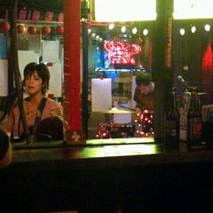 Photo taken at Buzzbin Art & Music Shop by Michael H. on 10/24/2012