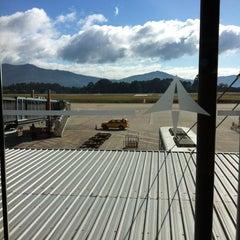Photo taken at Aeropuerto de Vigo (VGO) by Clinica dental T. on 3/14/2013