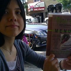 Photo taken at Trixi's Crepe & Coffeehaus by Hubert on 6/29/2013