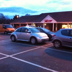 Photo taken at Tesco by Michael T. on 2/4/2013