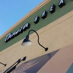 Photo taken at Panera Bread by Matt N. on 3/9/2014