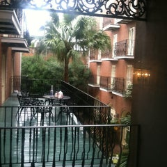 Photo taken at Hotel St. Marie by Marie W. on 1/15/2013