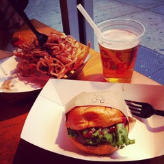 Photo taken at brgr by Aimee A. on 5/27/2013