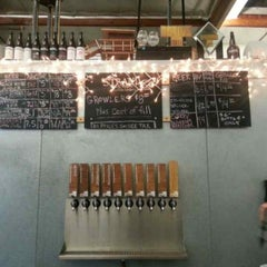 Photo taken at Strand Brewing by Winnie on 9/1/2013
