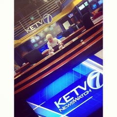 Photo taken at KETV by Chinh D. on 10/31/2013
