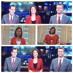 Photo taken at KETV by Chinh D. on 8/31/2014