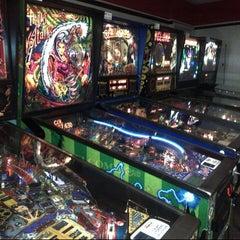 Photo taken at Pinballz Arcade by Leah H. on 9/20/2012