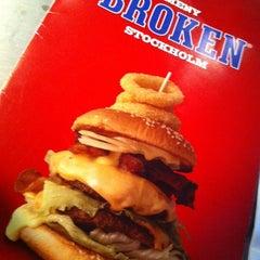 Photo taken at Broken by Karin B. on 10/5/2012