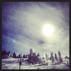 Photo taken at Bear Mountain Ski Resort by Arnaud M. on 12/15/2012