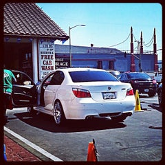 Photo taken at High Street Car Wash by Kenny T. on 4/27/2013