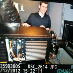 Photo taken at Bryn Mawr Film Institute by Pete at MainLineMediaNews on 12/3/2012