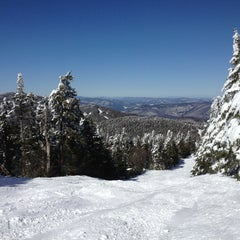 Photo taken at Killington Ski Resort by Ben L. on 3/9/2013